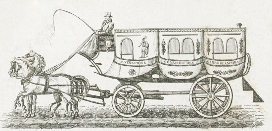 An example of a 19th century omnibus.